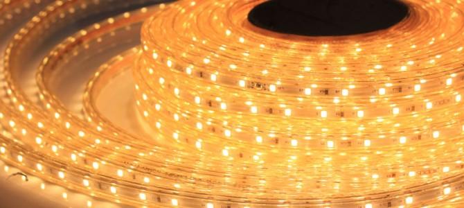 Tutorial – Como montar Fita LED RGB (127/220v)